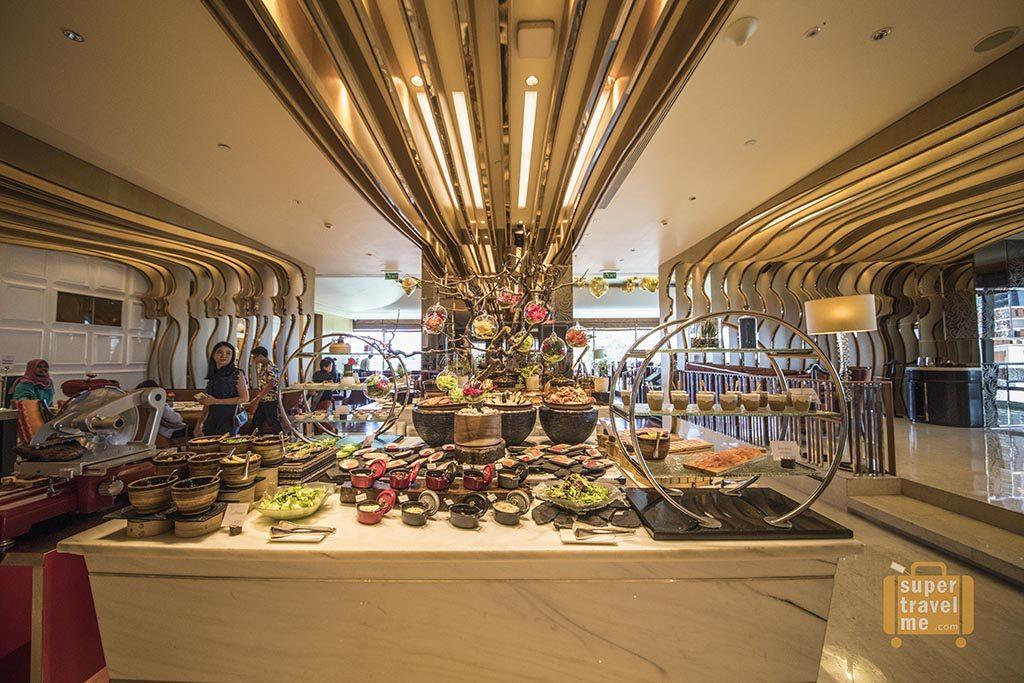 Raffles Jakarta - Arts Cafe
