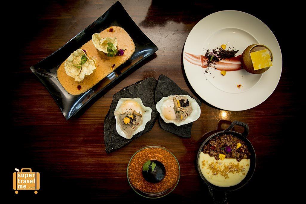 Culinary Journey at Raffles Jakarta