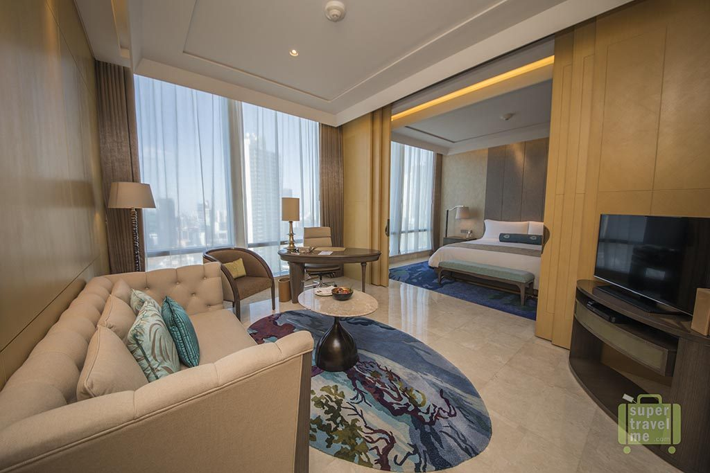 Raffles Jakarta - Signature Room 1G7A4479