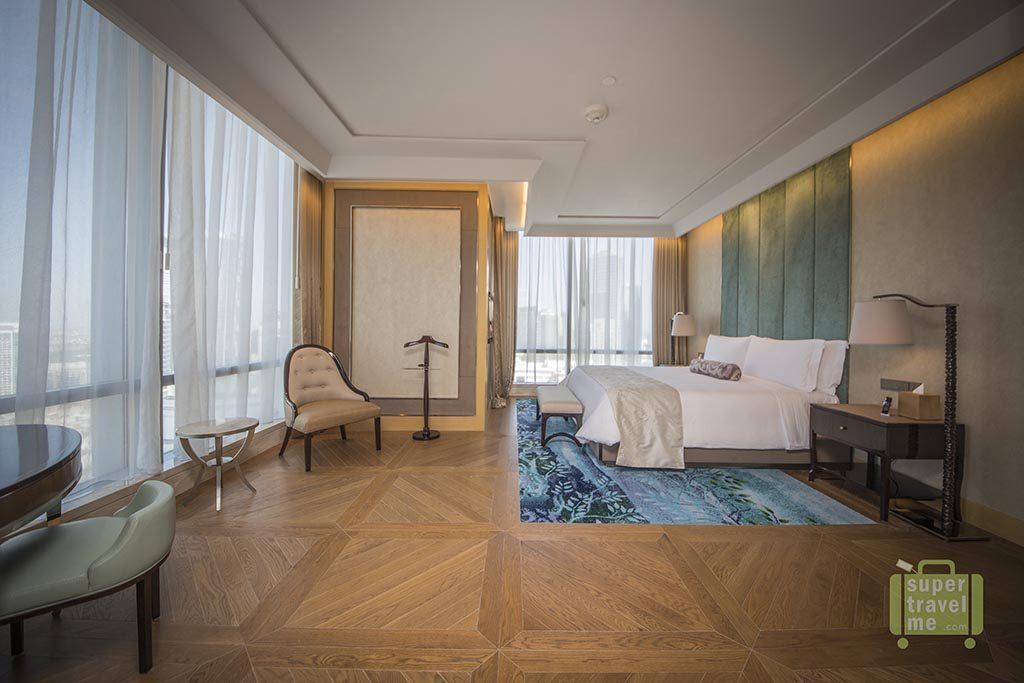 Raffles Jakarta - Suite Bedroom 1G7A4494