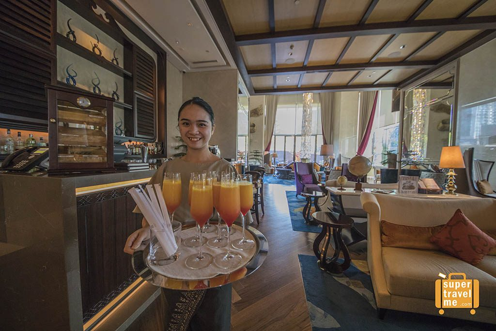 The Writers Bar at Raffles Jakarta