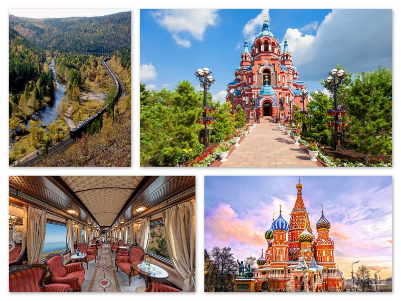 EU Holidays 15D13N Grand Trans-Siberian Railway