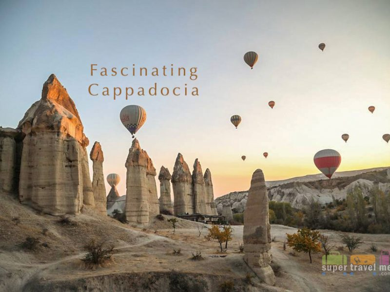 Fascinating Cappadocia Cover