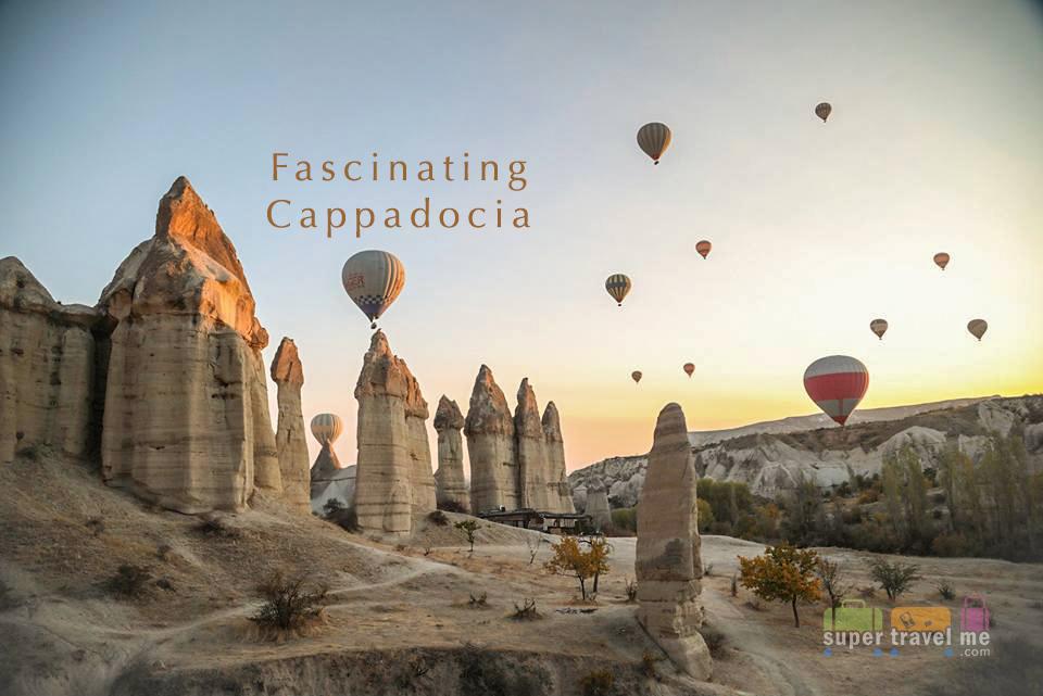 Fascinating Cappadocia Cover