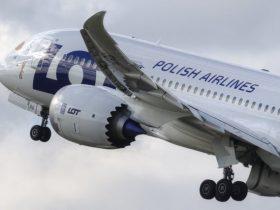 LOT Boeing 787 Dreamliner (M Kwasowski Photo)