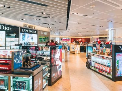 The Shilla Duty Free_Shop Interior