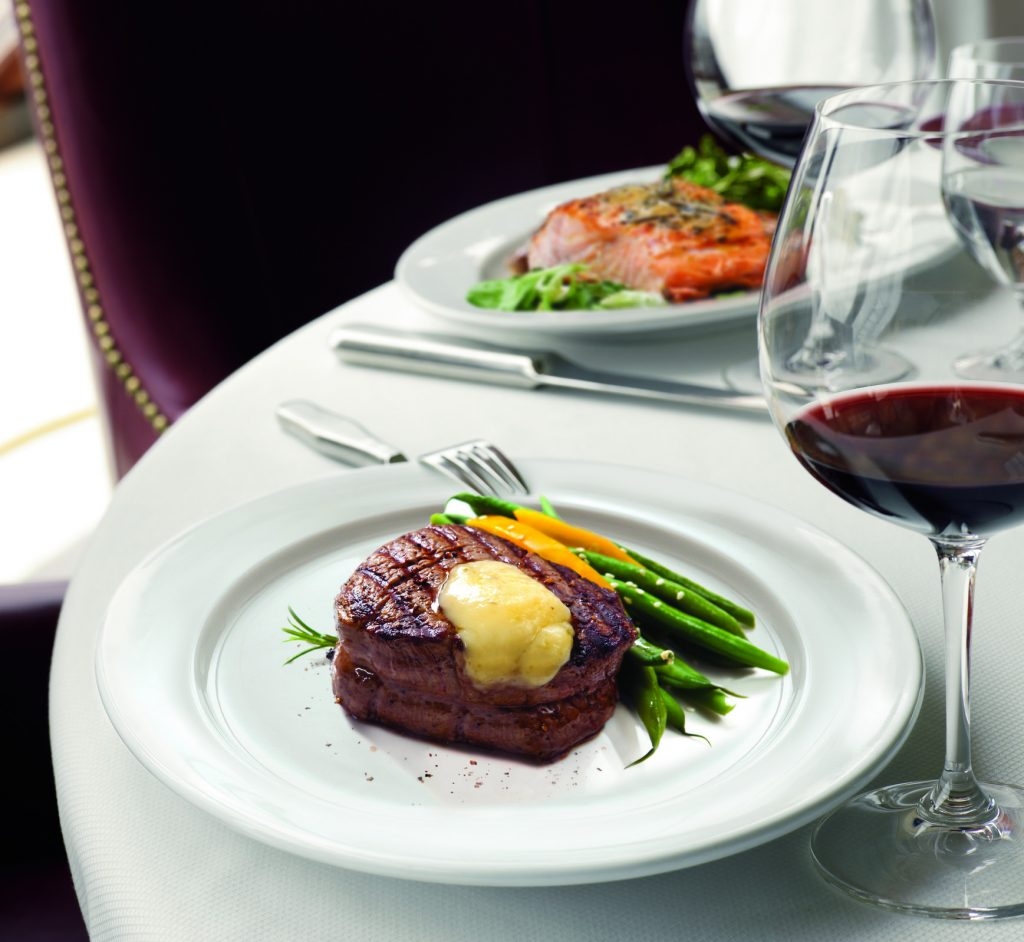 Polo Grill (Oceania Cruises photo)