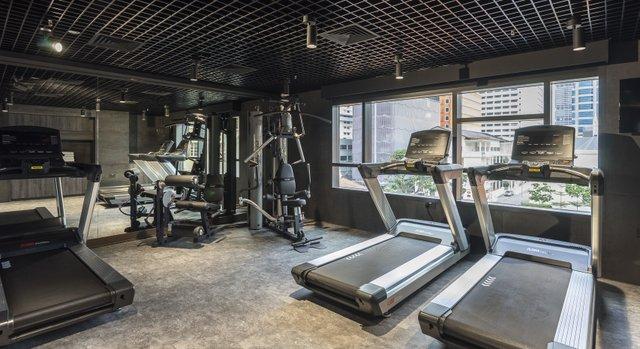 30 Bencoolen Gym