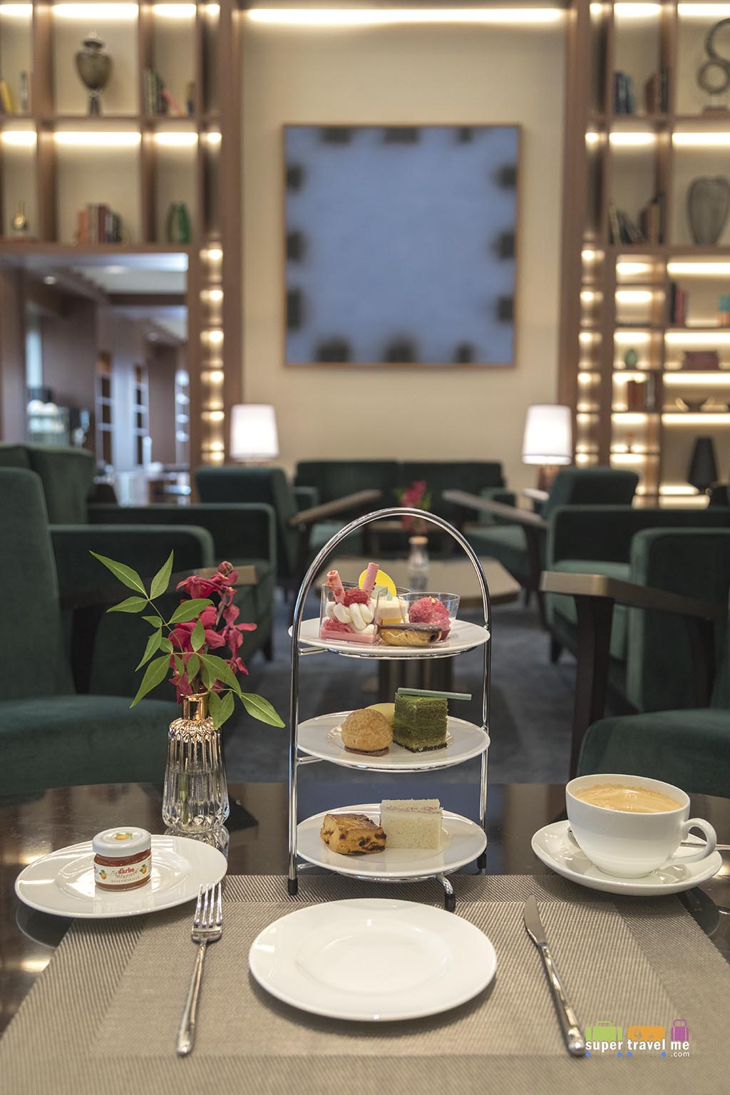 Afternoon Tea set at Club Lounge 1G7A1882