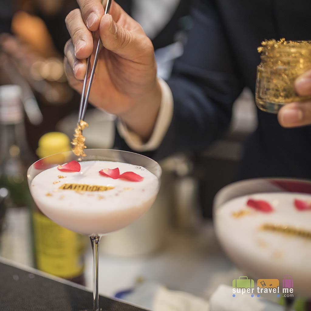 Le Meridien Seoul - Cocktails at Latitude 37