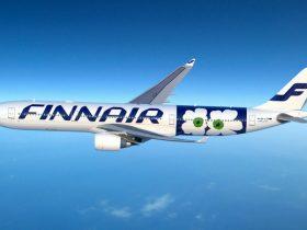 Finnair Marrimmeko Livery (Finnair photo)