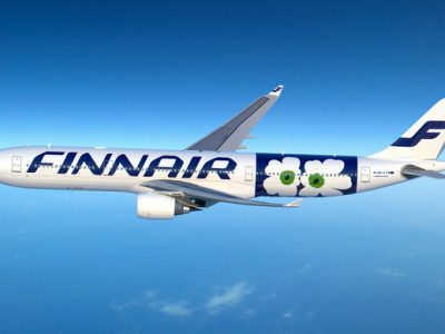 Finnair Marrimmeko Livery (Finnair photo)