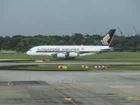 Singapore Airlines A380 9VSKU 1G7A3474