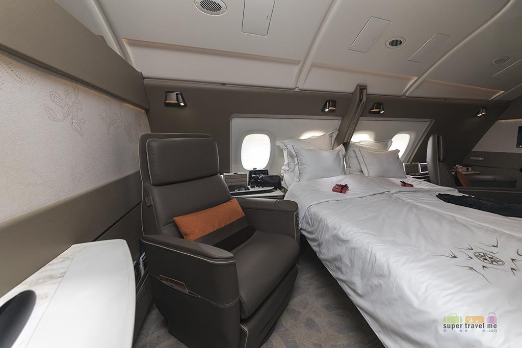 Singapore Airlines Two in one Suites