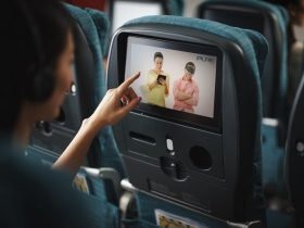 Pure Yoga's The Travel Well With Yoga programme available on Cathay Pacific