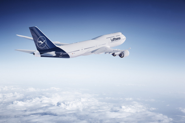 Lufthansa new corporate branding