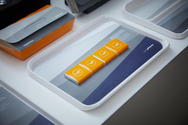 Lufthansa new corporate branding