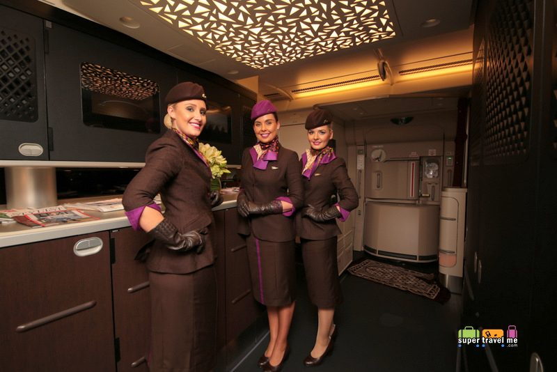 Etihad Airways Cabin Crew