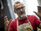 Chef Massimo Bottura (Servair photo)