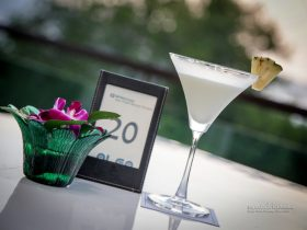Wyndham Sea Pearl Phuket Resort Cocktails