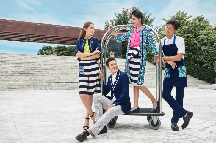 SO Sofitel Hua Hin Ambassadors in new ASAVA uniforms