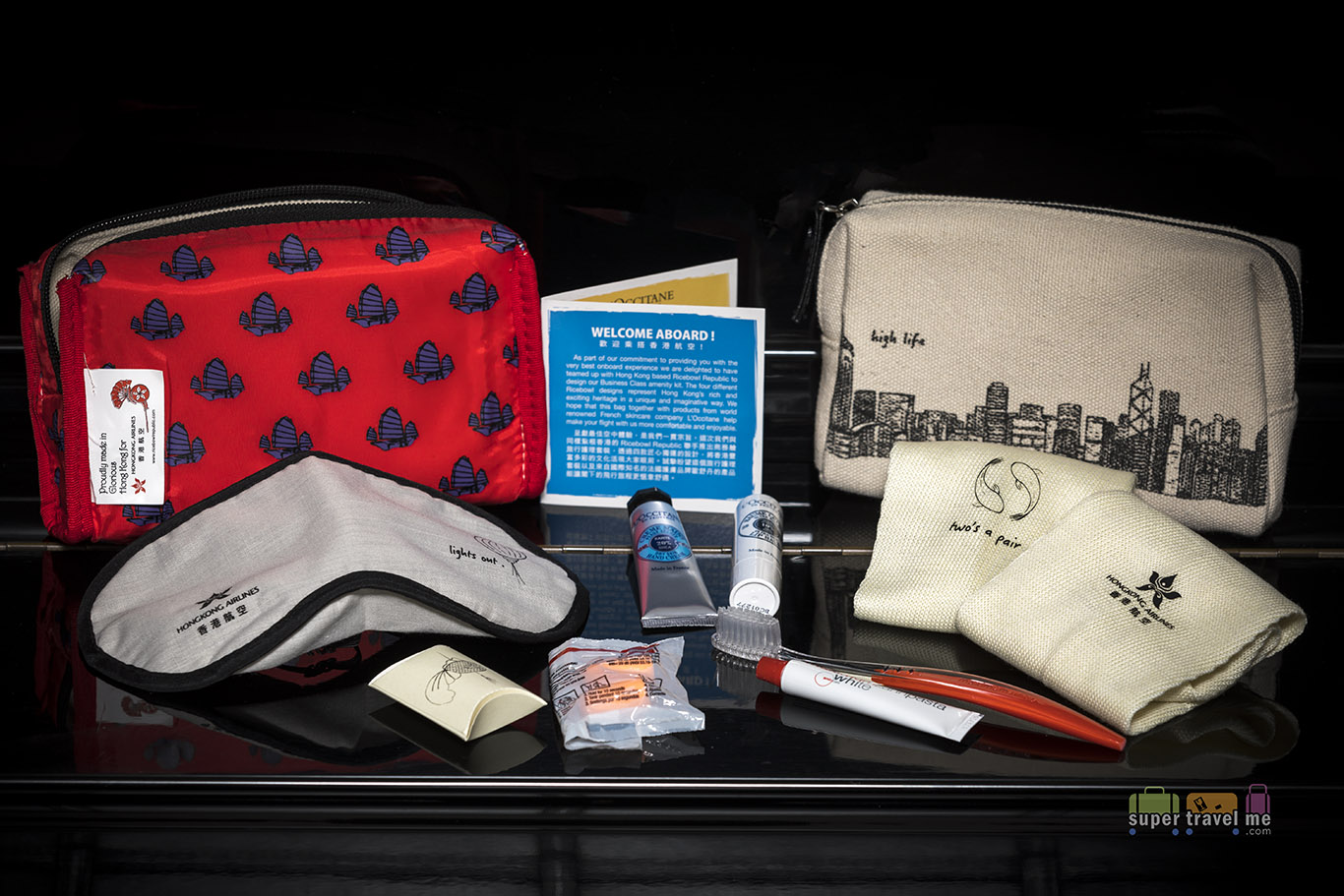 Transportation Collectables Tap Airlines Aviation Flight Traveling Amenity Kit On A Tissue Bag # Empty Bag In-flight Gifts/ Amenity Kits