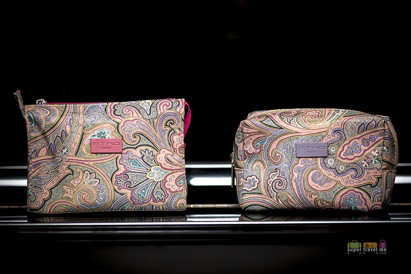 Japan Airlines launches new amenity kits featuring Etro products