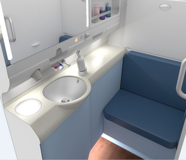 ANA A380 Multi Purpose Room