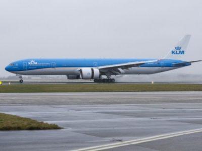 KLM B777-300ER (KLM photo)