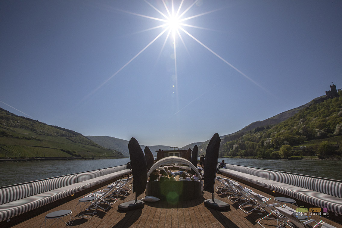 Rolling on the Rhine cruise on The A by U by Uniworld