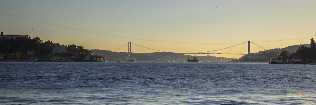Cruise the Bosphorus in Istanbul, Turkey