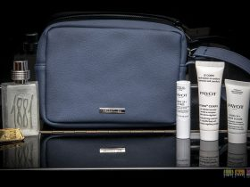 Malaysia Airlines First Class Amenity Kit for men