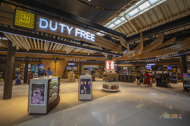 Duty Free shopping at Mactan Cebu International Airport