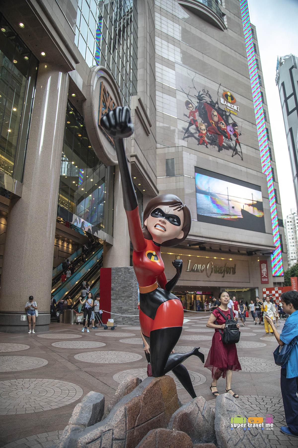 Shop at Times Square at Causeway Bay, Hong Kong
