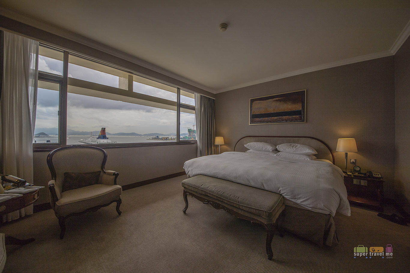 6292 Marco Polo Hong Kong Harbour View Room