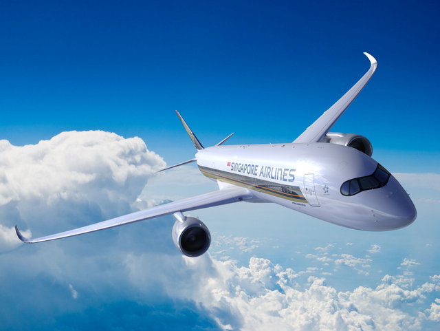 Singapore Airlines A350-900 ULR (SIA photo)