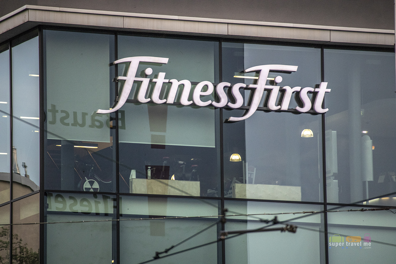 Fitness First located near 25hours Hotel Frankfurt The Goldman