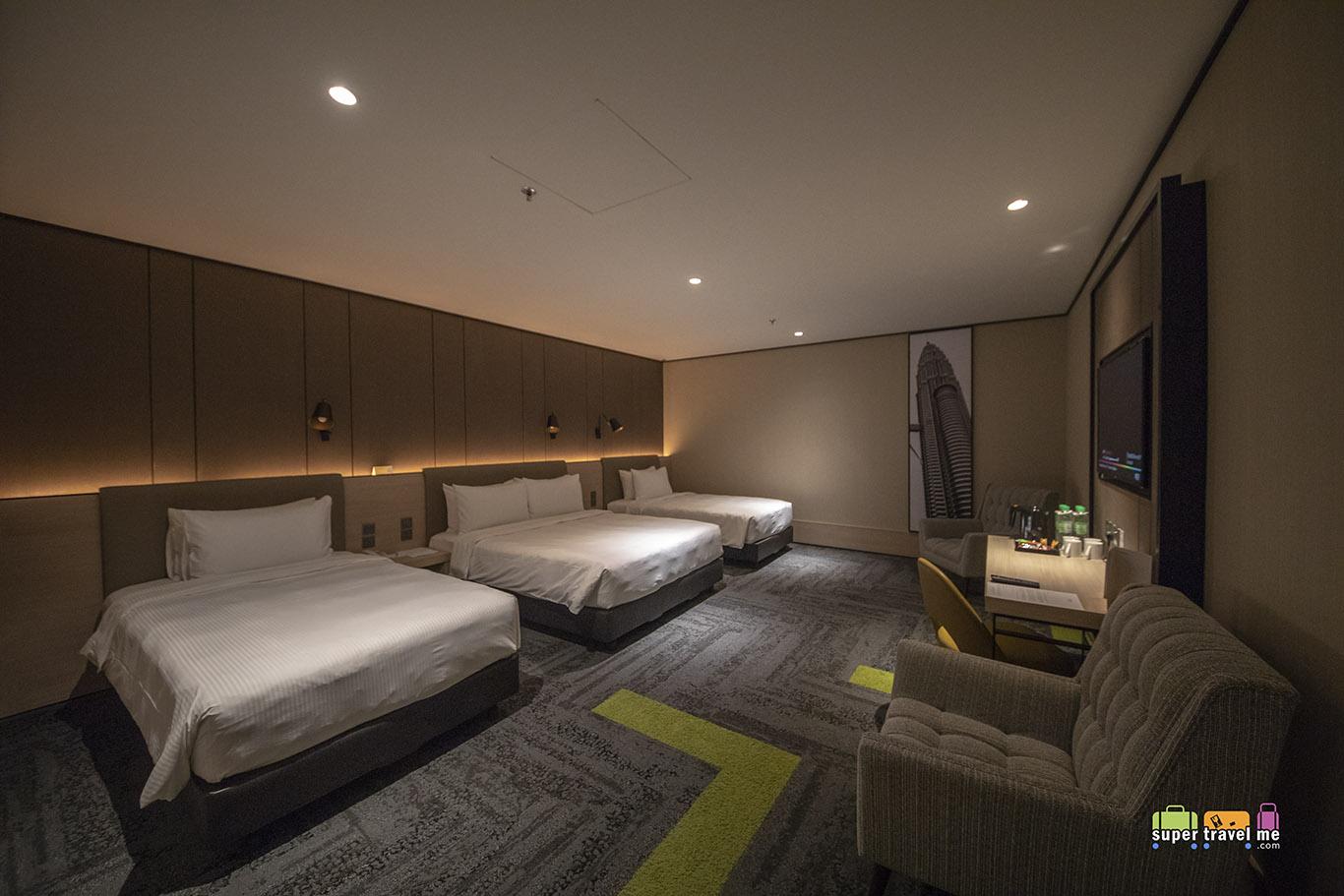 Aerotel Kuala Lumpur Family Room