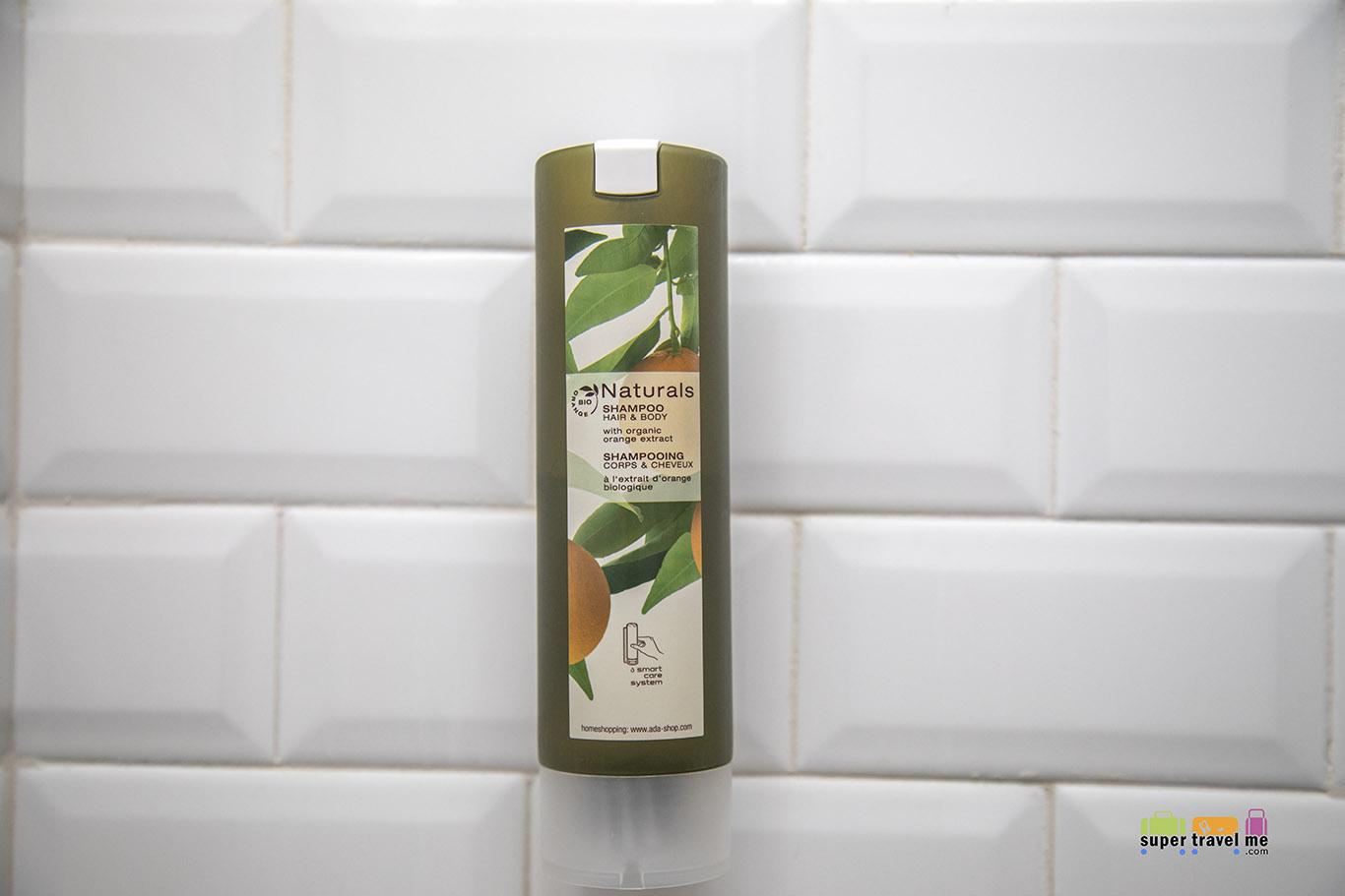 Aerotel Kuala Lumpur Naturals Hair & Body Shampoo - Smart Care 300ml