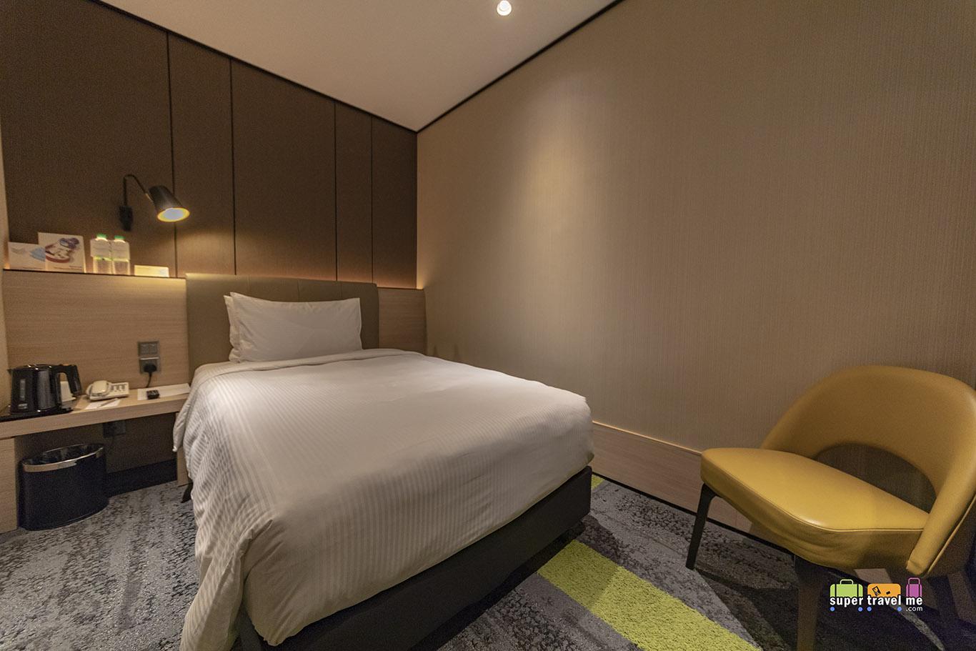 Aerotel Kuala Lumpur Solo Plus Room