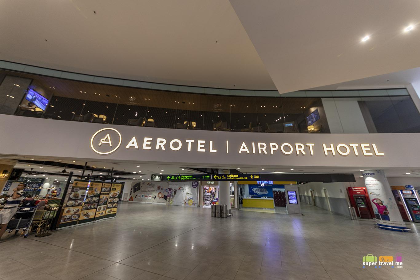 Aerotel Kuala Lumpur in gateway@KLIA2