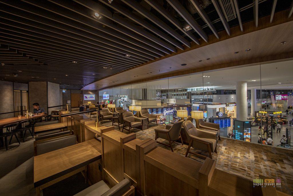 Plaza Premium Lounge at Aerotel Kuala Lumpur