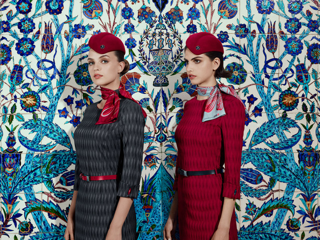 Turkish Airlines New Uniforms (Turkish Airlines photo)