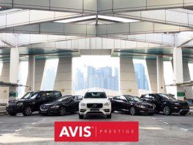 Collection of Avis Prestige vehicles to meet your every need. Experience the exacting standards of Avis Prestige. (Avis photo)
