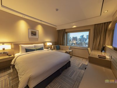 Superior Room 1113 at Novotel Ambassador Seoul Gangnam