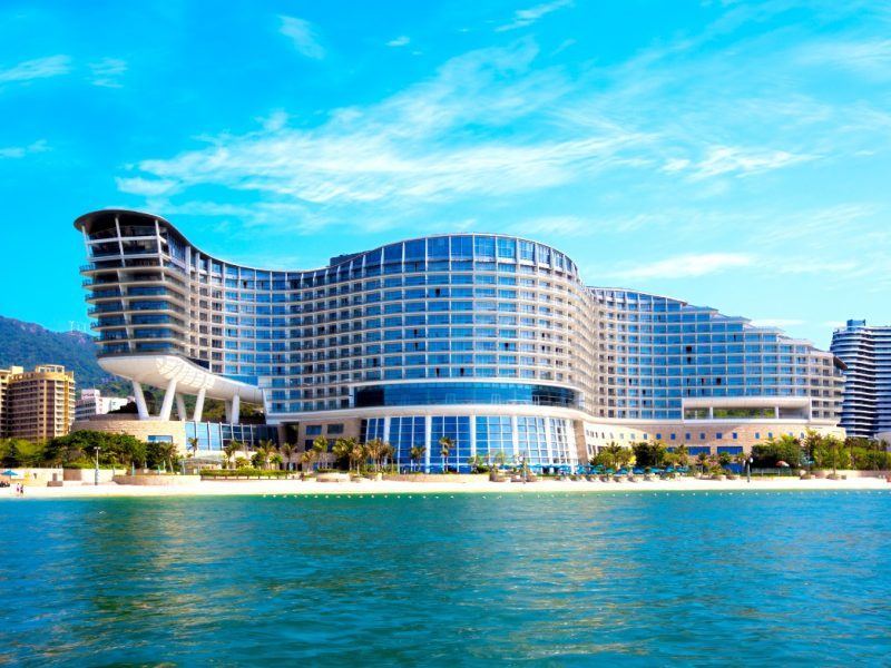 InterContinental Shenzhen Dameisha Resort (Source: IHG)