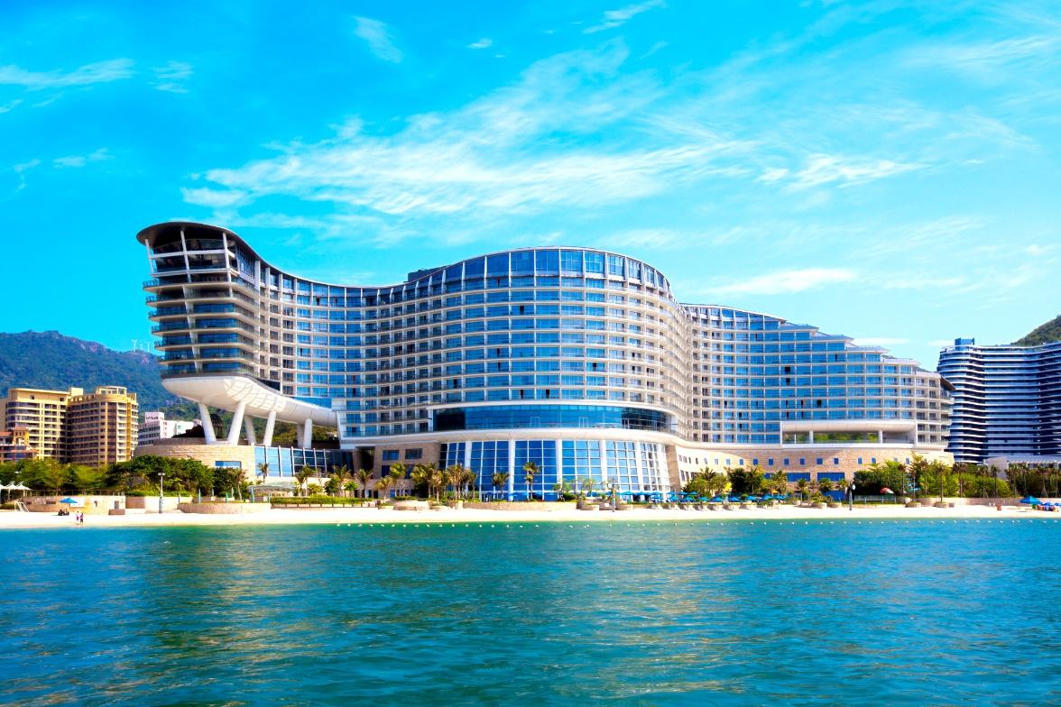 InterContinental Shenzhen Dameisha Resort (Source: IHG)