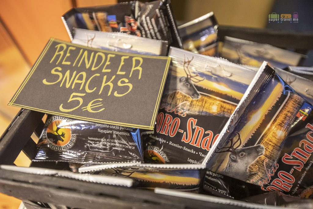 Reindeer Snacks from Helsinki