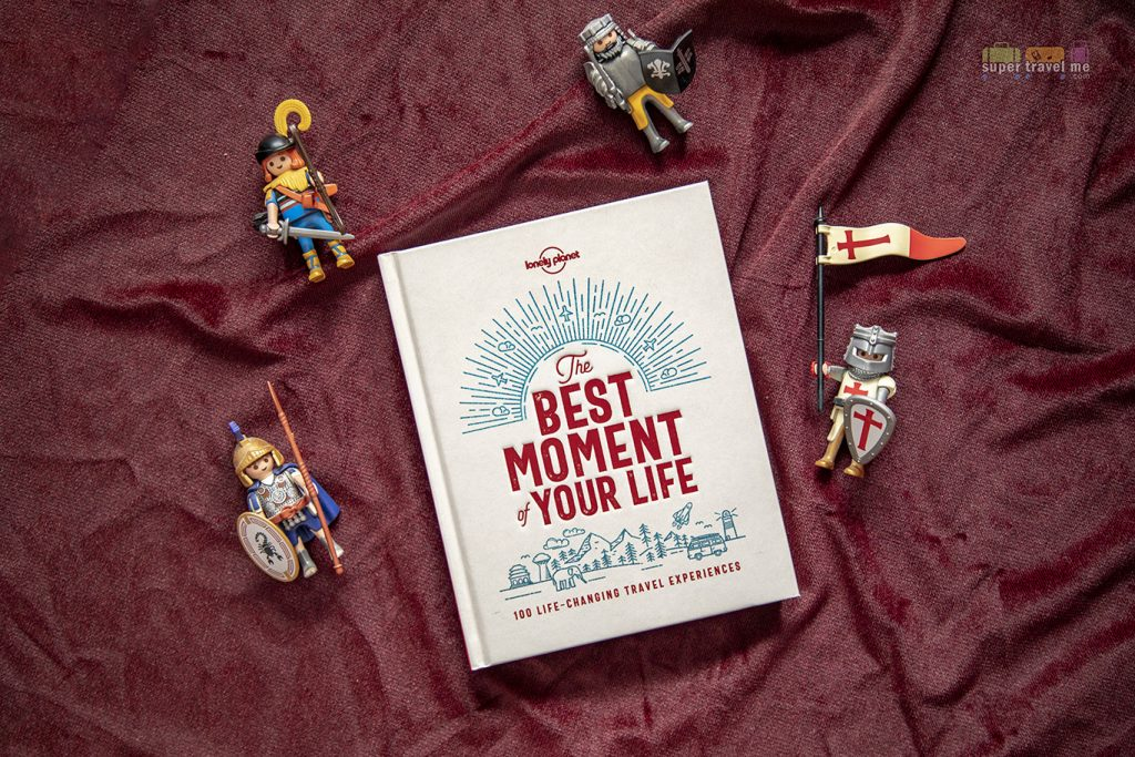 Lonely Planet - The Best Moment of Your Life