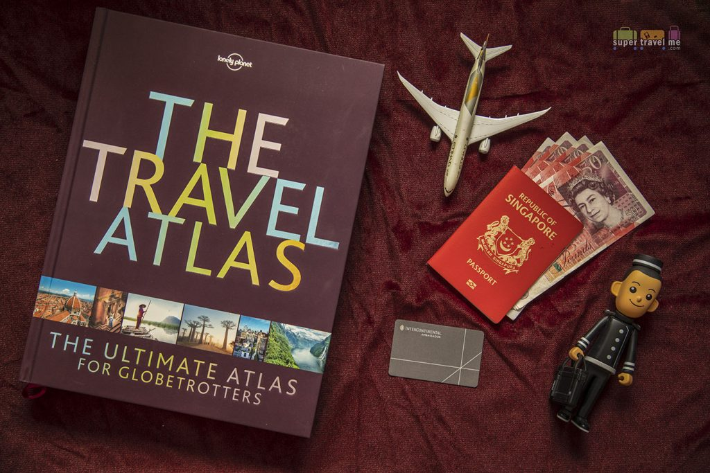 Lonely Planet - The Travel Atlas